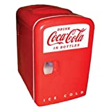 Koolatron KWC-4 Coca-Cola Personal 6-Can Mini Fridge for $49.99 + Shipping