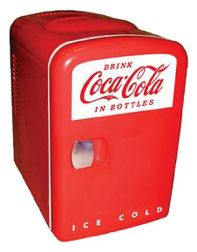 Koolatron KWC-4 Coca-Cola Personal 6-Can Mini 