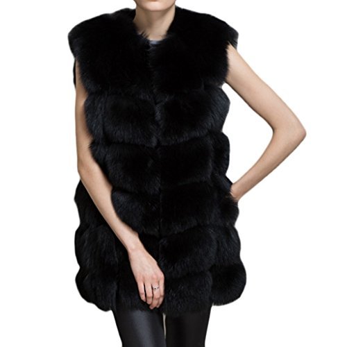 Gilet-Femme-Manteau-en-fausse-fourrure-Vest-sans-manches