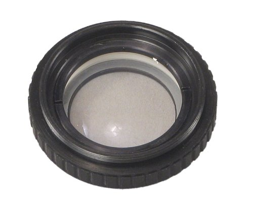 Omax 0.5X Auxiliary Objective Lens For Stereo Microscope D50Mm
