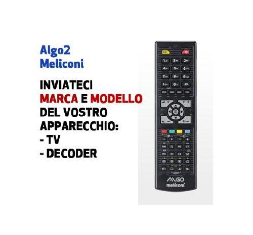 TELECOMANDO UNIVERSALE COMPATIBILE HUMAX DREAMBOX TELESYSTEM I-CAN