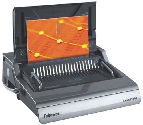 Fellowes Galaxy-E Electric Comb Binder