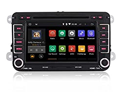 See Being Lucky G33AD442VW01 Car 7 inch for VW VolksWagen Caddy / Touran / Golf / Polo / Passat / Skoda Fabia / Jetta Android 4.4 Double 2 Din DVD GPS Navigation Stereo Head Unit Deck Free Map and 8G Card Details