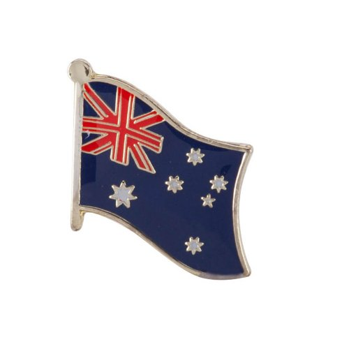 World Flag Pins - Australia OSFM (World Flag Pins compare prices)