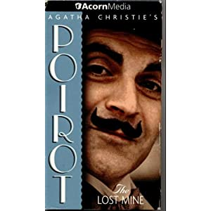 Agatha Christie's Poirot: The Lost Mine [VHS]