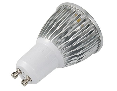 Gu10 5W 110V Warm White 3000K 500Lm Dimmable Led Light