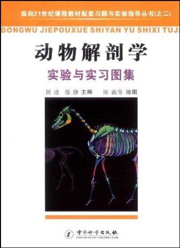 动物解剖学实验与实习图集收藏