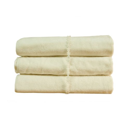"3Set _ 100% Organic Cotton Baby Terry Bath Towels , 49"" X 26"" front-772617"
