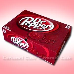 Dr.Pepperドクターペッパー 355ml×24缶セット