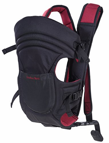Mother-Nest-Baby-Carrier-3-Carrying-Positions-for-Infants-and-Toddlers-8-33-lbs-Soft-Structured-Breathable-Mesh-Makes-the-Perfect-Baby-Shower-Gift