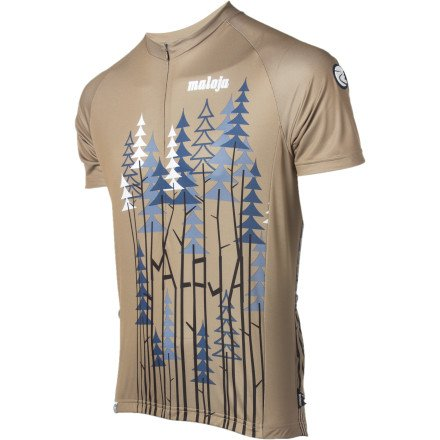 Buy Low Price Maloja HeinoM. Jersey – Short-Sleeve – Men's (B008HTV3WA)