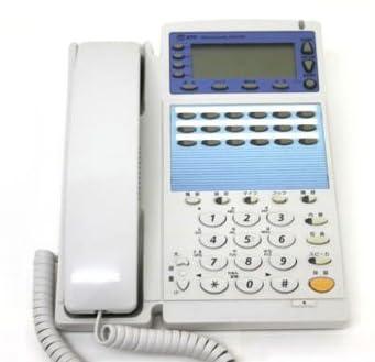 NTTビジネスホン GX-18キー標準スター電話機 白