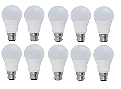 Syska 5W Led Bulb (Pack of 10) Image