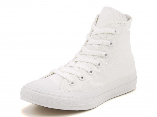 converse(コンバース) ALL STAR WHITEPLUS HI(オールスターホワイトプラス) 1CK263 ホワイト【レディース】
