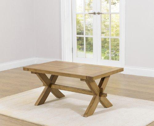 Paris Solid Oak Coffee Table
