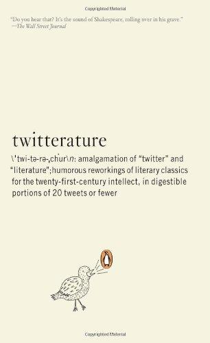 Twitterature: The World