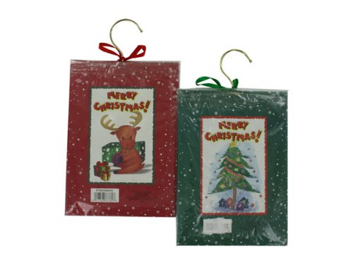 Scented hanging Christmas sachet ( Case of 18 )