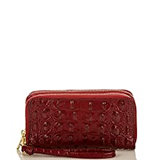 Zoe Wallet<br>Carmine Red Melbourne