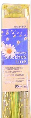 Vento Rotary Clothes Line- 50m