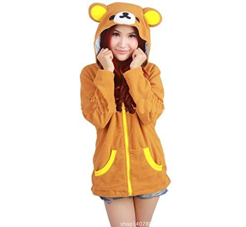 Pride (Kuma Bear Costume)