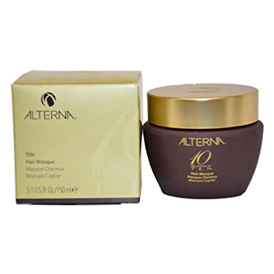 Alterna The Science of 10 Hair Masque 5.1-Ounce Jar