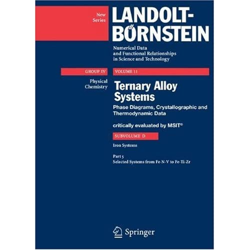 Selected-Systems-from-Fe-N-V-to-Fe-Ti-Zr-Landolt-Bornstein-Numerical-Data-and