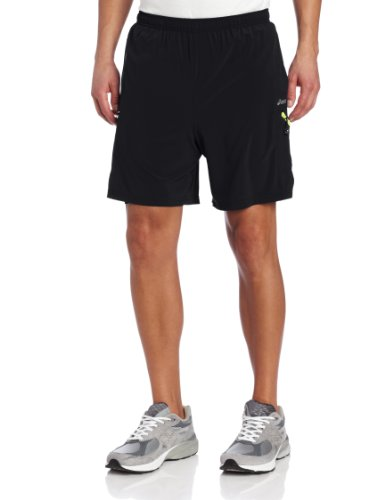 ASICS Asics Men's Fujitrail EV Short, Large, Black