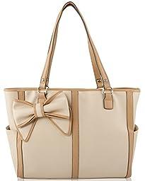 Jessica Simpson Women\'s Scarlett Tote Bag - Beige/Latte