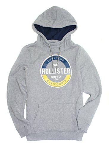 hollister-mens-logo-graphic-fleece-hoodie-ho17-medium-light-grey