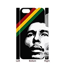 buy For Girls Phone Shell For Iphone 5/5S Shock Proof Pc Printed Bob Marley 2