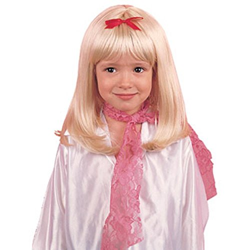 Child's Peggy Sue Halloween Costume Wig