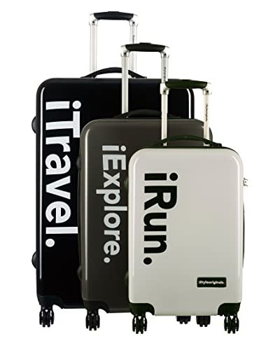 Istyle By Platinium Set 3 trolleys Itravel