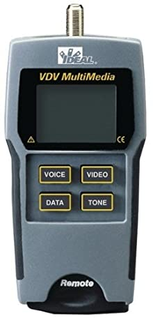 Ideal Vdv Multimedia Voice, Data And Video Tester