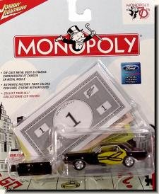Johnny Lightning Monopoly 70th Anniversary Collection - Buy Johnny Lightning Monopoly 70th Anniversary Collection - Purchase Johnny Lightning Monopoly 70th Anniversary Collection (Johnny Lightning, Toys & Games,Categories,Hobbies,Die-Cast)