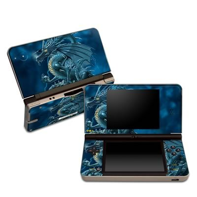 Abolisher Partners Protector Skin Decal Sticker for Nintendo DSi XL Game Device