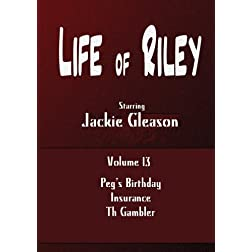 Life of Riley - Volume 13