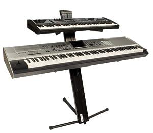 Amazon Com Column Keyboard Stand Musical Instruments