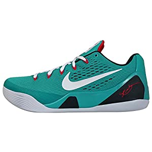 Nike Men's Kobe IX XDR, DUSTY CACTUS/WHITE-ACTN RED-GYM BLUE, 8.5 M US