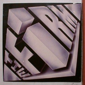 The Firm Poster Flat Led Zeppelin Bad Company Free
