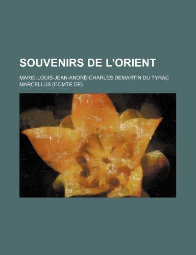 Souvenirs de L'orient (2)