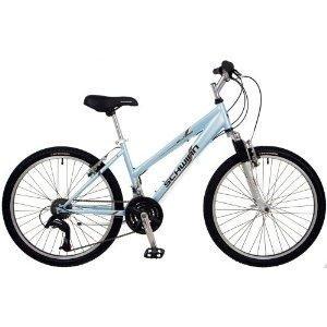 "Schwinn High Timber Girl's 24"" Mountain Bike"
