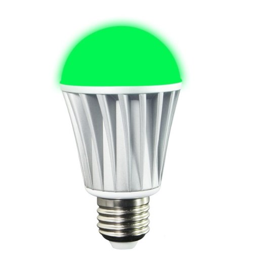 Energy Efficient Bluetooth Wireless Multicolored Dimmable Smart Led Light Bulbs For Home, Parties, Dinners -7 Watt (40 Watt Replacement) - E26 Medium Base - Bluetooth Bulb - Dimmable Led Bulbs - Personal Wireless Lighting