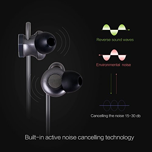 Mixcder ANC-G5 Hi-Fi Stereo Sound In-ear Earbuds