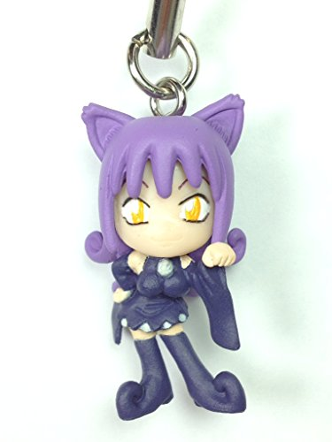 Blair the Witch - Soul Eater Mini Figure Mascot Strap Series 2 (Blair Witch Figure compare prices)