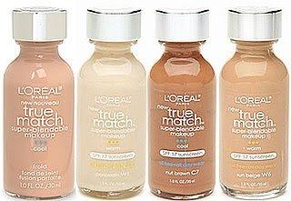 L'Oreal Paris True Match Super Blendable Makeup, 1.0 Ounce