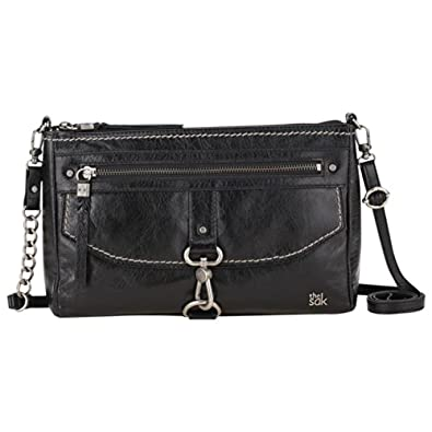 The SAK Ventura Cross Body Bag, Black Onyx, One Size