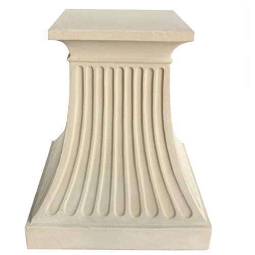 Anderson Teak Fluted Pedestal (Anderson Pots compare prices)