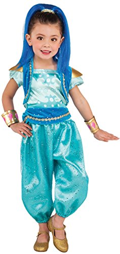 Rubie's Costume Shimmer & Shine Deluxe Shine Costume, X-Small Review