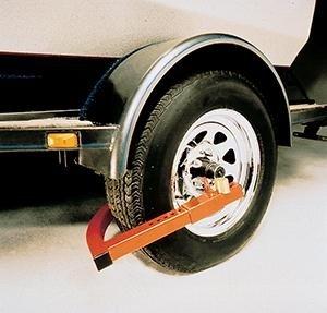 Fulton Tk1000100 Trailer Wheel Lock front-726303