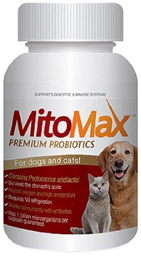 MitoMax-premium probiotics for dogs and cats, 15 capsules per bottle